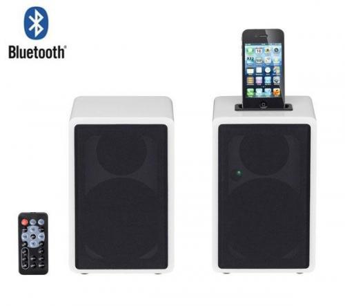 SANDSTROM SBTD3012 iPod & iPhone Speaker Dock - White £24.97 @ PC World