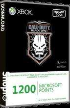 Xbox Live 1200 points £7.85 @ Shopto