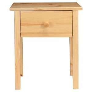 Pine bedside table reduced from £34 to £12 (plus £7.95 delivery) @ Tesco Direct