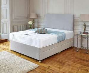 Contour Miracoil Ortho Bed from 299 @ Carpetright