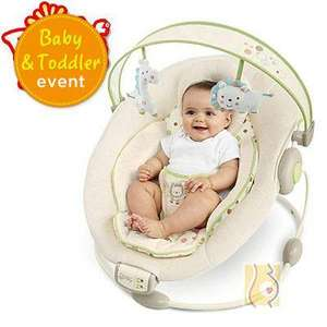 Bright Starts Comfort & Harmony Cradling Bouncer  £25.00 @ Asda Direct