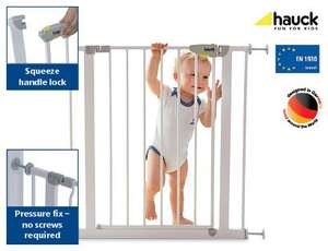 Hauck Squeeze Handle Safety Gate - £14.99 instore Aldi Thurs 19th Sept
