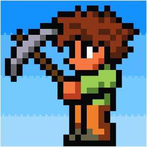 Terraria for Android, just came out, currently FREE and not sure it is supposed to be! Get it quick!