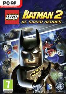 LEGO Batman 2 (PC) physical copy £4.99 @GAME.CO.UK