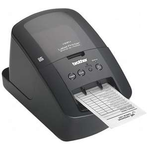 Brother QL-720NW Label Printer £90 @ printerbase = £40 after cashback