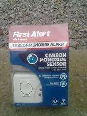 Carbon monoxide alarm, 7 year guarantee £12.50 instore @ Tesco