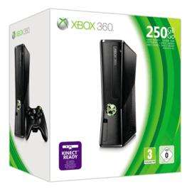 Xbox 360 Slim 250GB Console (Refurbished) - £124.99 at GAME (In-Store)