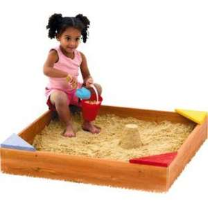 Chad Valley Wooden Sandpit Was £24.99 Now £9.99 @ argos