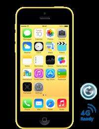 iPhone 5C PreOrder £12 + £15 O2 Refresh total + upfront £129.99