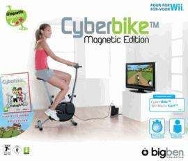 Big Ben Cyberbike - Magnetic Edition. Wii £11.99 Delivered @ Game (Down From £109.99)