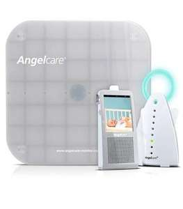 Angelcare AC1100 Video with Movement and Sound monitor £110.20 @ kiddicare
