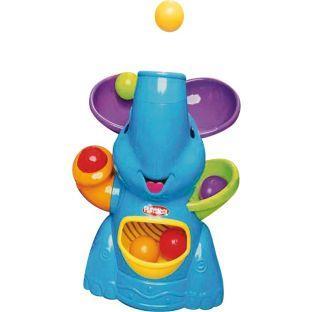 Playskool Poppin' Park Elefun Busy Ball Popper was £32.99 NOW £25.49 @ Argos