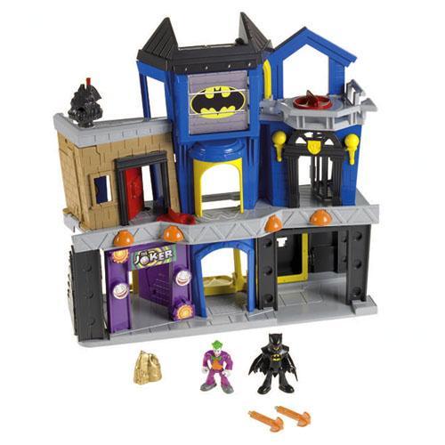 Imaginext Batman Gotham City £29.99 - Half Price @Toy r Us - Free Delivery