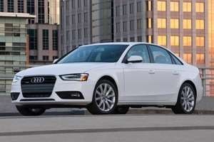 Audi A4 and A6 with 24% discounts - from £21485 at DtD