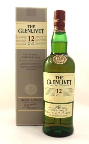 Glenlivet 12 year old 70cl £21.99 @ Morrisons