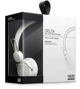 Delta On-Ear Headphone - White or Black (Playstation Vita) £3 @ Tesco instore