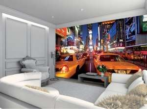Large wall Murals 3.15m x 2.32m £23.99 delivered from IWOOT Large Selection available