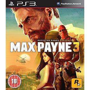 Max Payne 3 (Xbox 360) £5.00 Brand new @ amazon