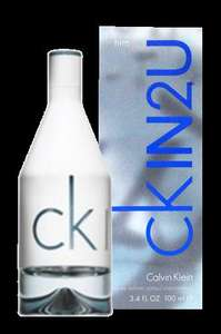 CK IN2U 100ml EDT Him/Her is ALMOST HALF PRICE  @ Boots Was £37.00 Now £20.00