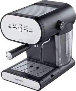 Cookworks Espresso Coffee Machine £24.99 Instore at Clearance Bargains Walsall