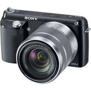 Sony NEX F3 with 18mm-55mm lens £249.99 at Argos Clearance