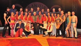 Santus Circus tickets (Putney or Raynes Park) £7.00 @ Groupon