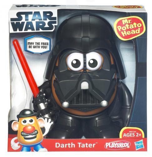 DARTH TATER MR POTATO HEAD £12.95 DELIVERED @ Jarrold.co.uk (Online)