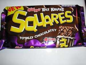 Kellogg's totally chocolatey Squares (1p profit after cashback via shopitize app) 99p (£1 cashback) @ morrisons