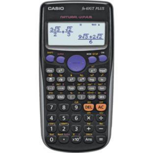Casio fx-83GT plus scientific calculator £7.99 from Argos