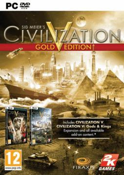 Sid Meier's Civilization V Gold Edition (Steam download) £6 @ GAME