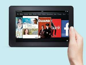 Kindle Fire (Refurbished) - £79 Free Voucher for a £30 Discount on a Certified Refurbished Kindle Fire @ Amazon local