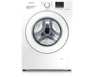 Samsung Ecobubble WF80F5E0W4W Washing Machine Freestanding White £419 + £50 cashback + Free Delivery @ Appliances Online