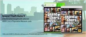 Grand Theft Auto 5 £38 @ Tesco instore and online