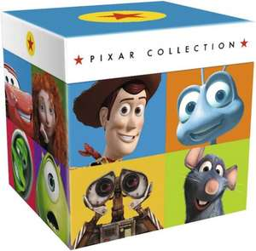 Disney Pixar Complete Collection (Blu Ray - Region Free) 22 Discs - Pre Order £91.25 @ Amazon