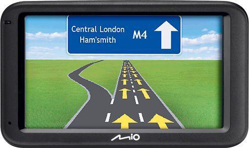 "MIO MOOV M614 LM 5"" INCH WIDESCREEN SAT NAV - UK AND ROI MAPS £44.99 @ Argos-ebay"
