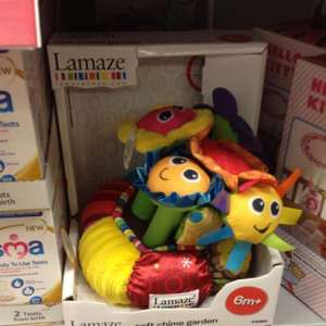 Lamaze toy RRP £19.50 reduced to £4.85 @ tesco in store
