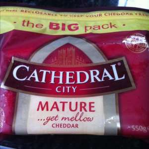 cathedral city mature  for £3.00 @ Co-operative Food