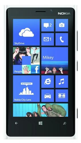 SIM Free Unlocked Nokia Lumia 920 £220 @ Tesco