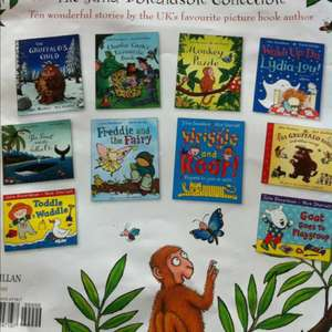 The Julia Donaldson Collection £9.99 @ costco