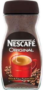 Nescafé original 300g for £5 in coop