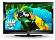 "Blaupunkt 42"" FULL HD 1080p LED 3D TV with 4 pairs of glasses @ Sainsburys £279.99"