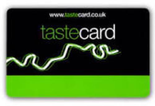 3 months free tastecard