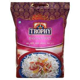 2 x 5kg 'Trophy' Basmati Rice £10 @ Asda