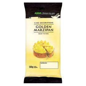 Asda White and Golden Marzipan 3 for £3 (usually £1.74 each, 500g per pack) online and instore