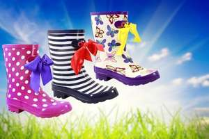 Ladies COTSWOLD WELLIES - SAVE 47% - £15.99 @ Wowcher