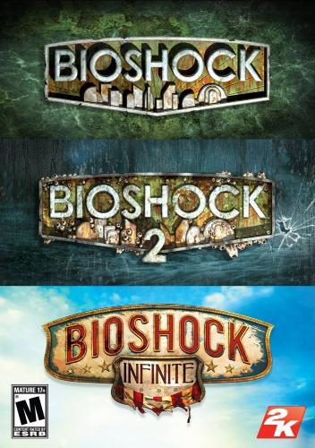 Bioshock Triple Pack [Download] £12.42 @ amazon.com (Steam)