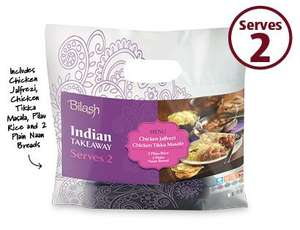 Indian Meal for 2 - £3.99 @ ALDI