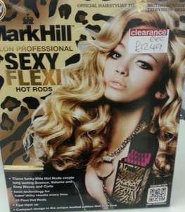Mark Hill Sexi Flexi Hot Rods - Was £25 now £2.49 INSTORE ONLY at Boots