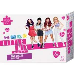 Little mix game and puzzles for 5.99 from 14.99 @ Argos