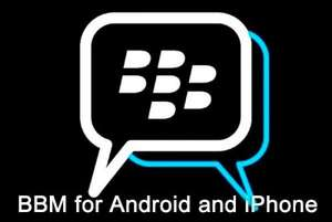 BBM for FREE for Android & iOS users
